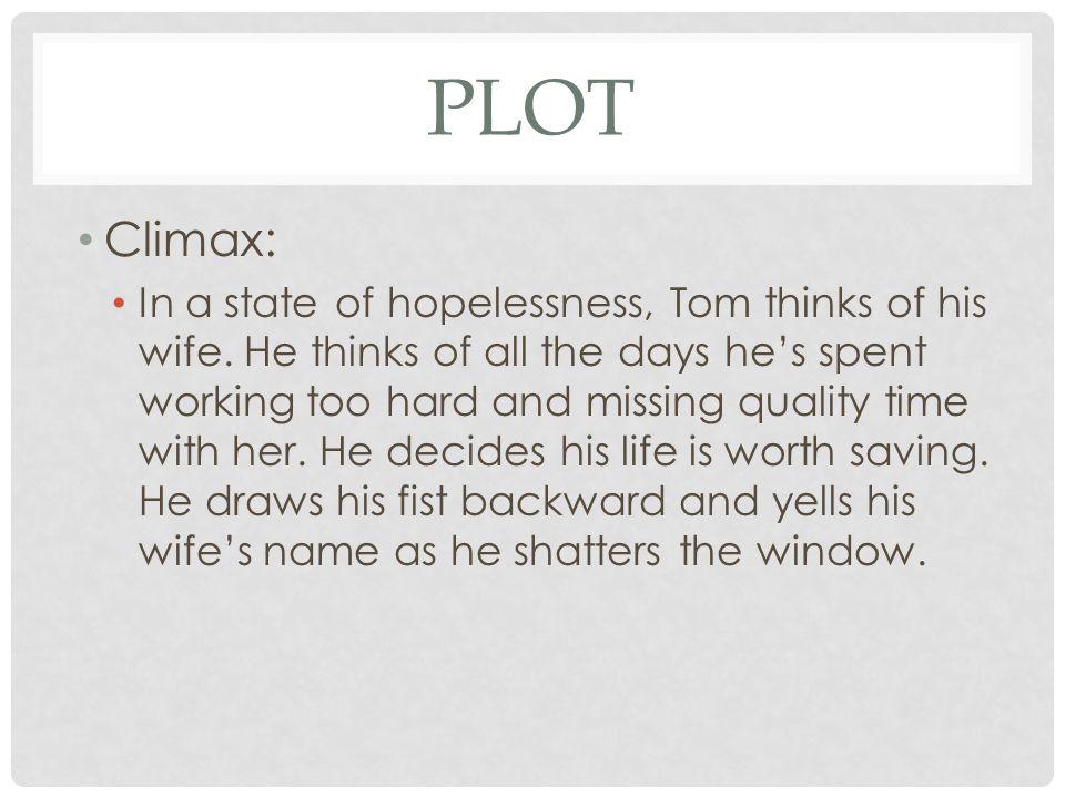 Plot Climax: