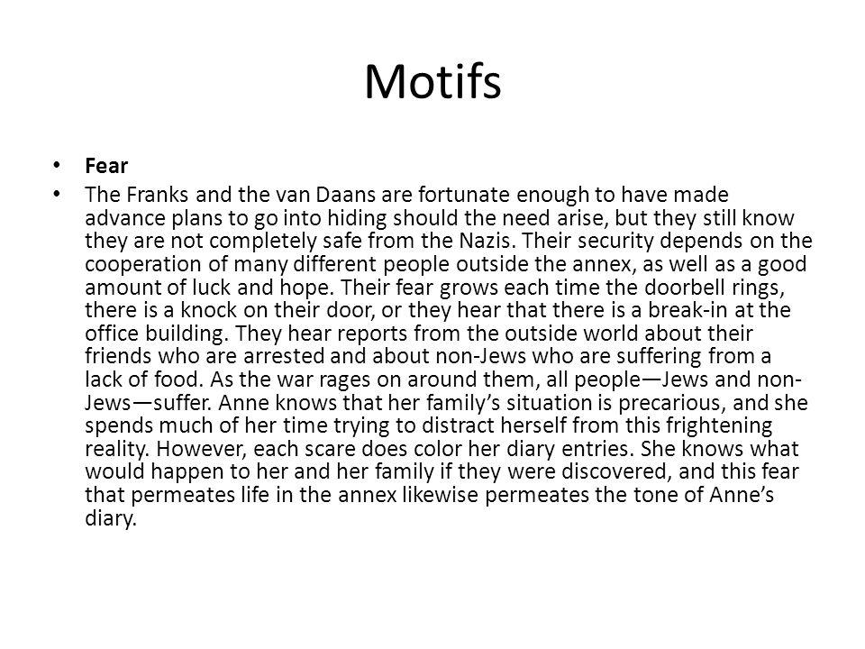 Motifs Fear.