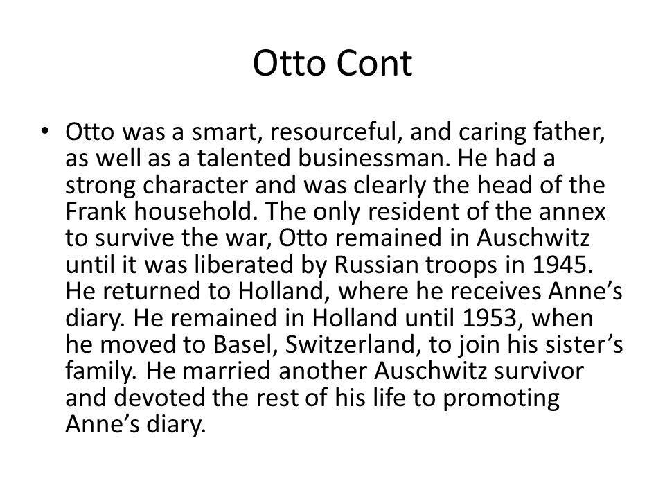 Otto Cont