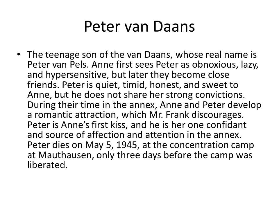 Peter van Daans