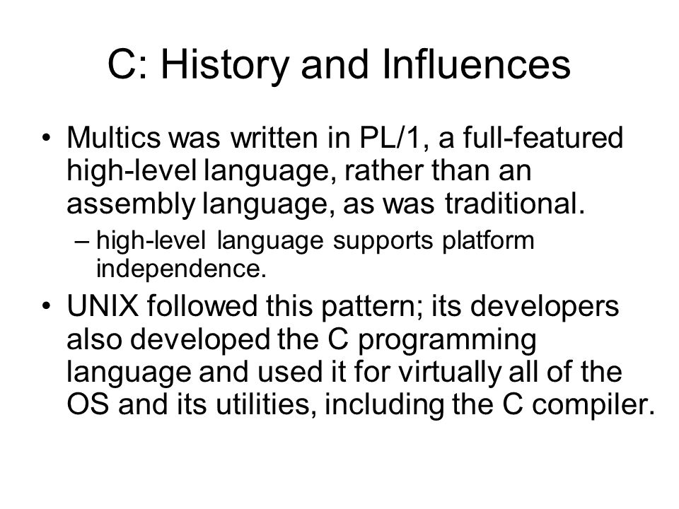 Imperative Programming Ppt Video Online Download