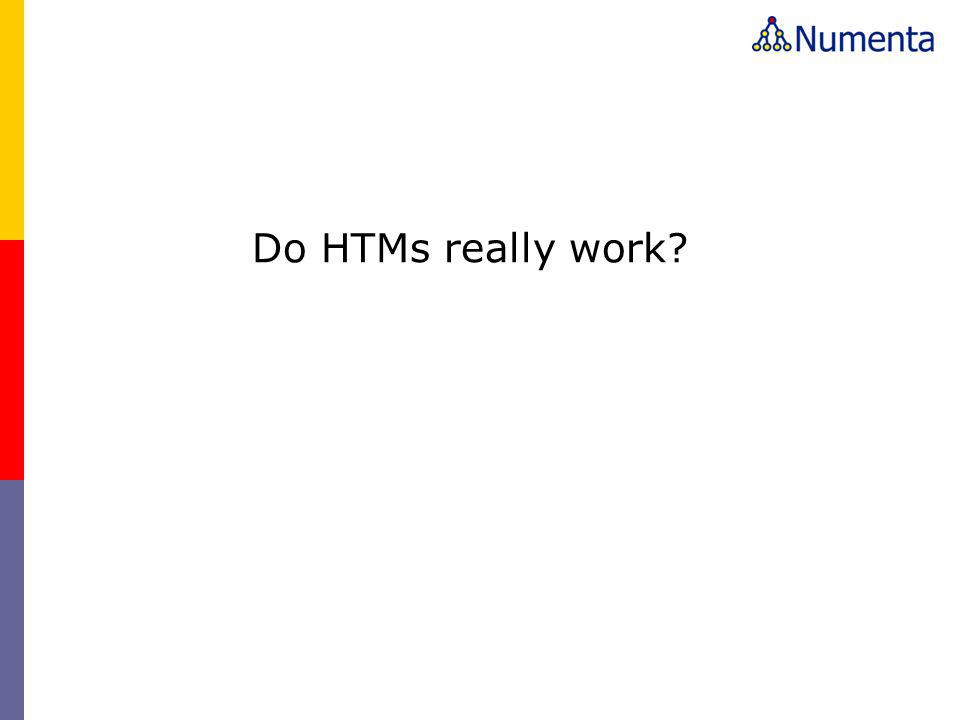 Do HTMs really work