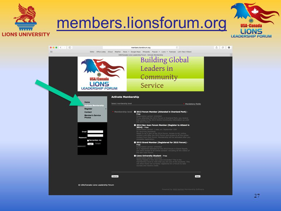 members.lionsforum.org
