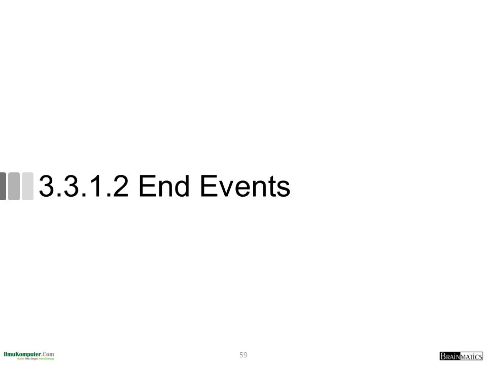 3.3.1.2 End Events