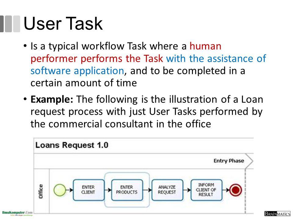 User Task