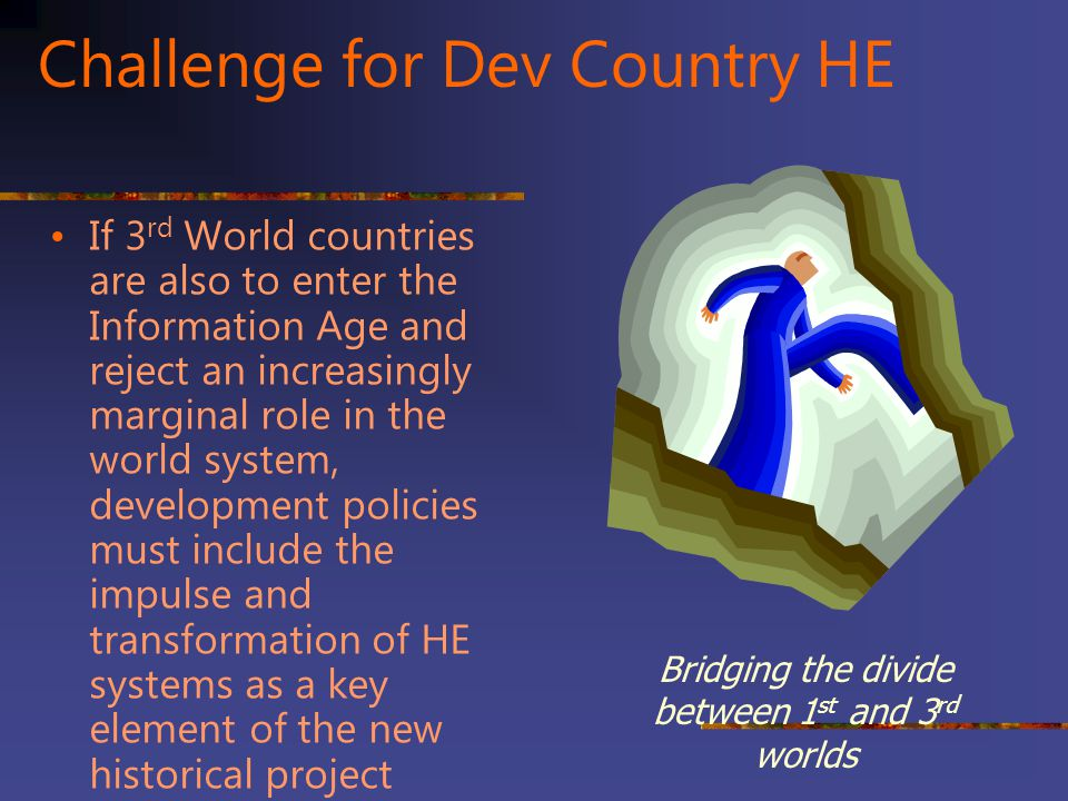Challenge for Dev Country HE