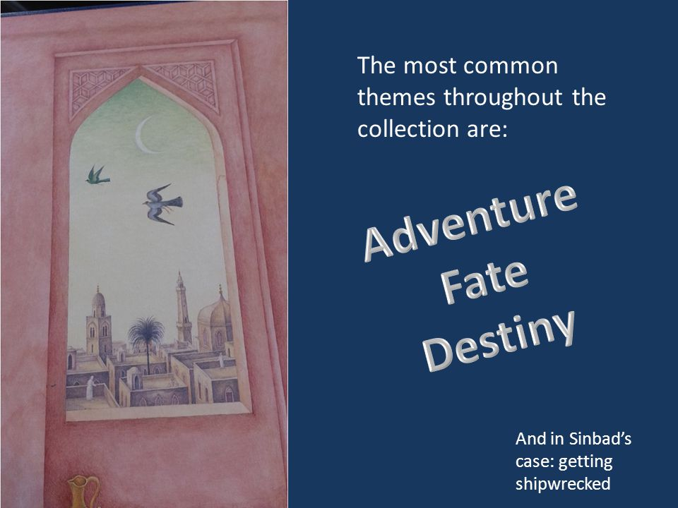 Adventure Fate Destiny