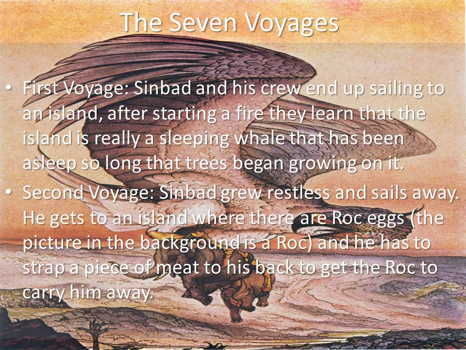 The Seven Voyages
