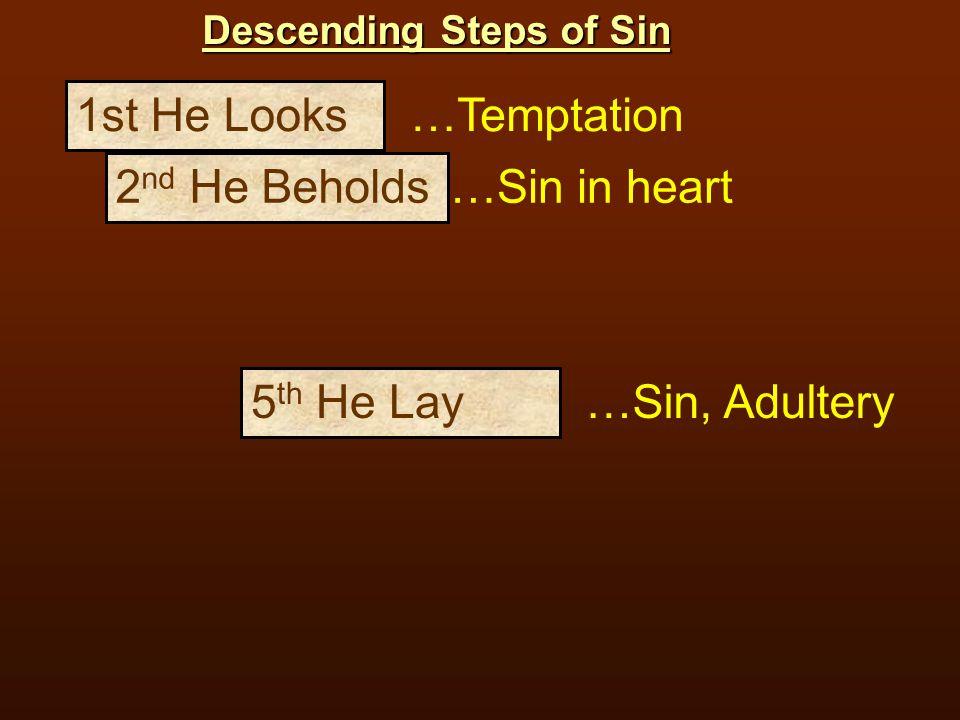 Descending Steps of Sin