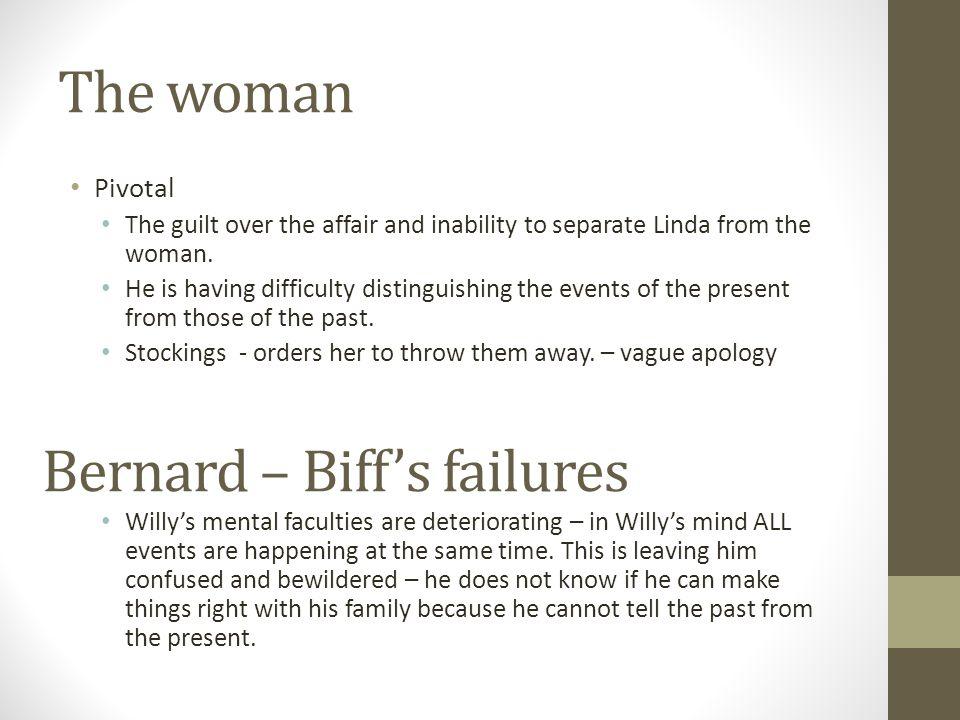 Bernard – Biff's failures
