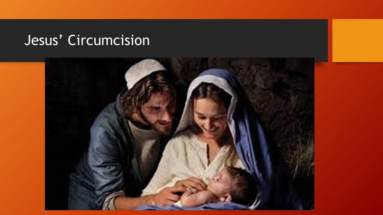 Jesus' Circumcision