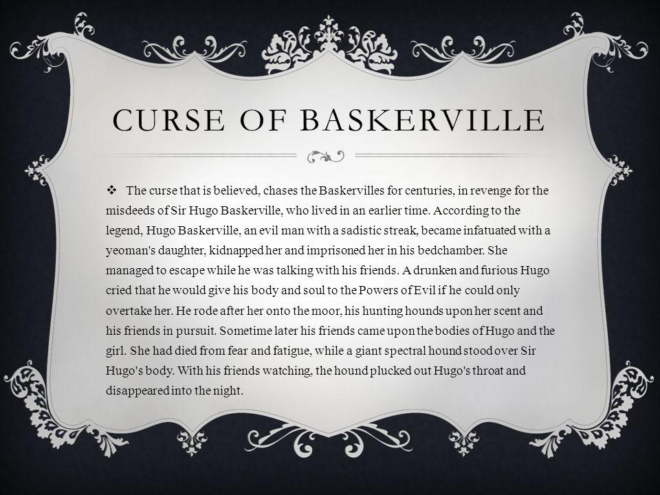 Curse of Baskerville