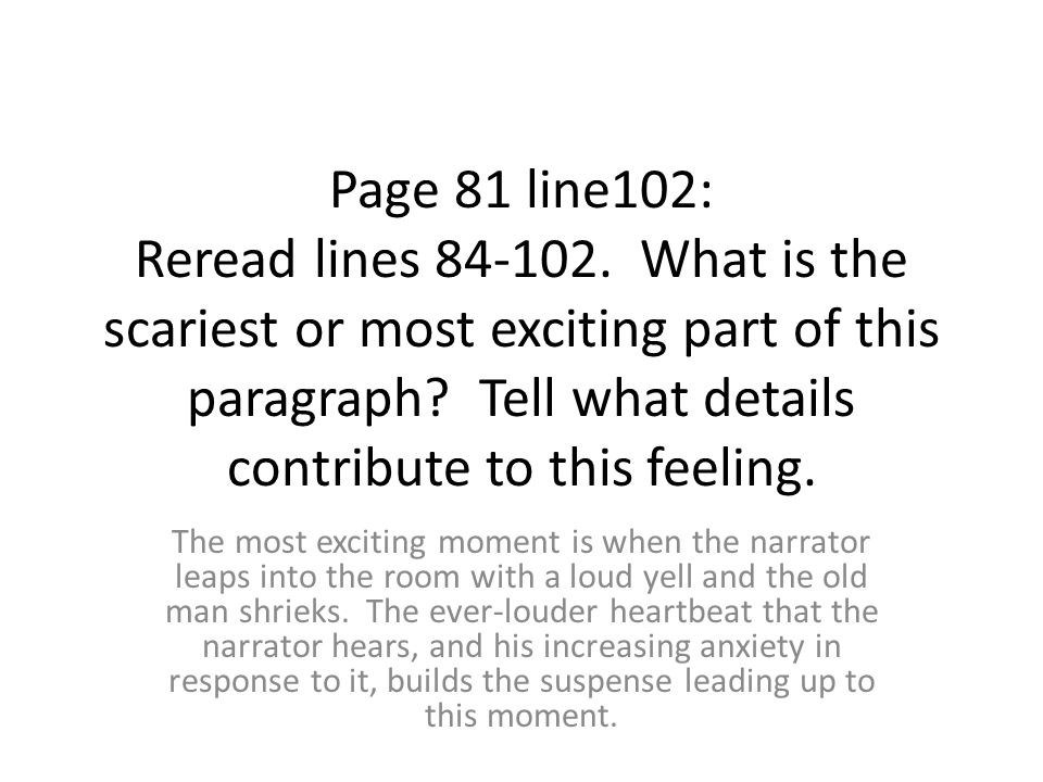 Page 81 line102: Reread lines 84-102