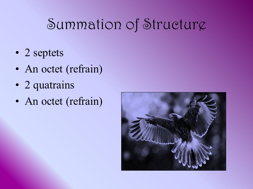 Summation of Structure