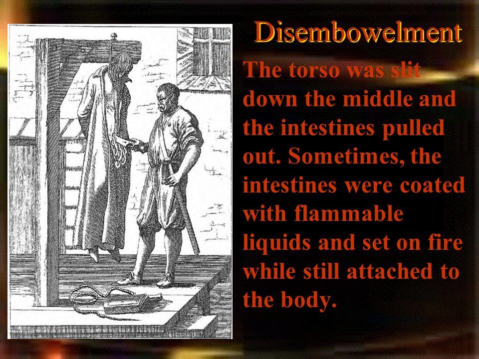 Disembowelment