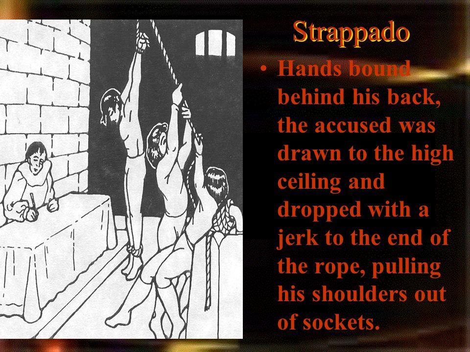 Strappado