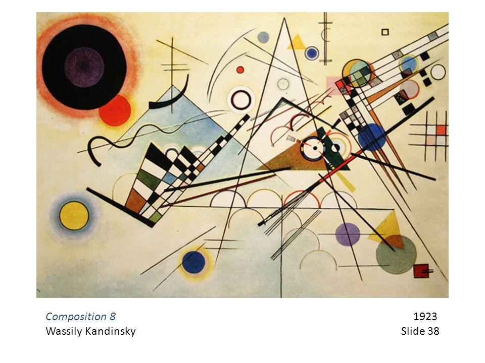 Composition 8 1923