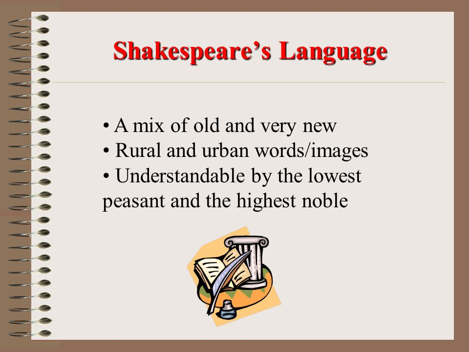 Comedy Of Errors Worksheet : Shakespeare resource center the language of