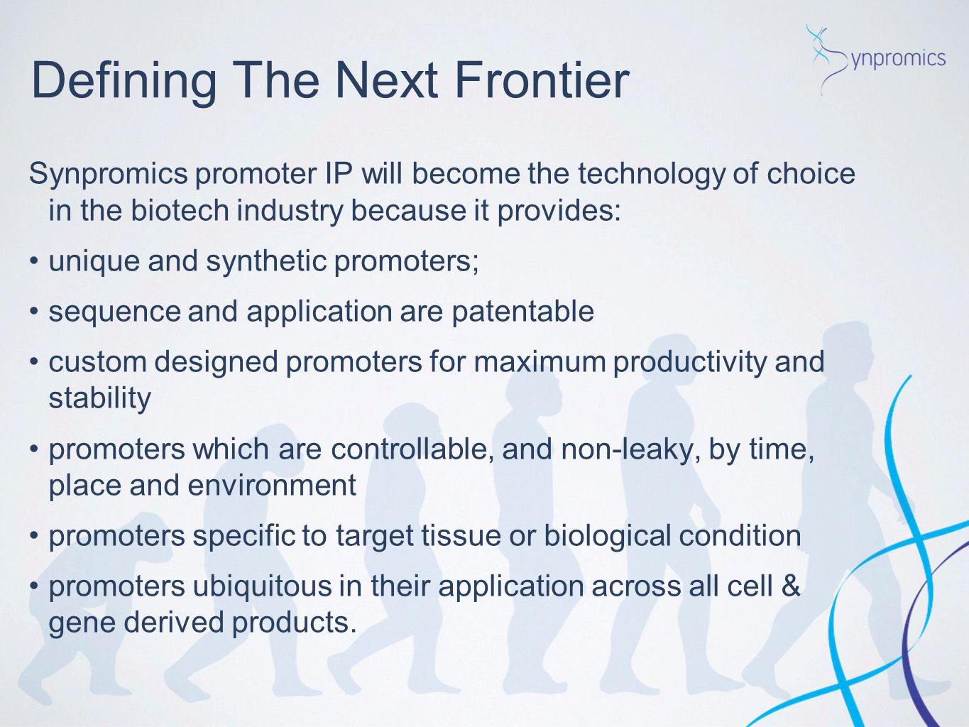 Defining The Next Frontier