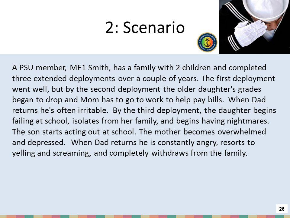 2: Scenario