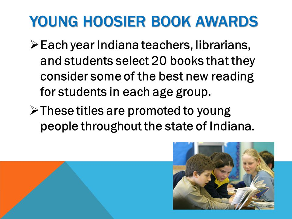 Young Hoosier Book Awards