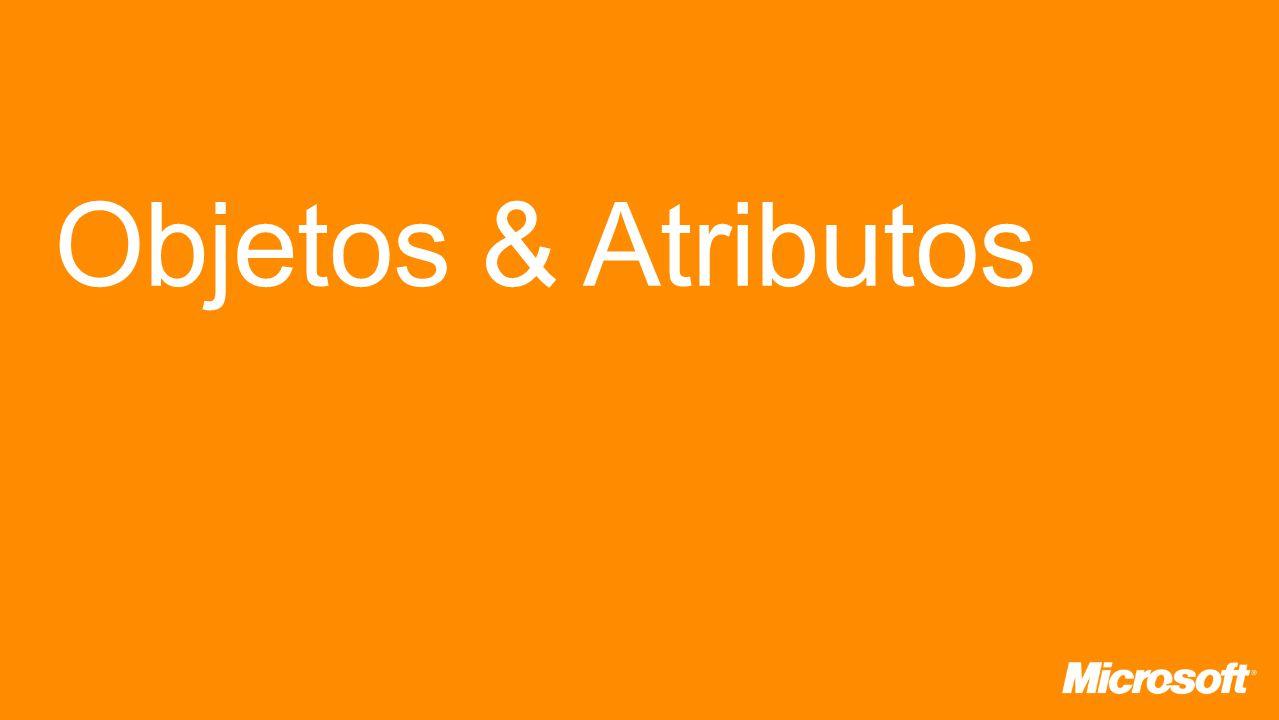 Objetos & Atributos