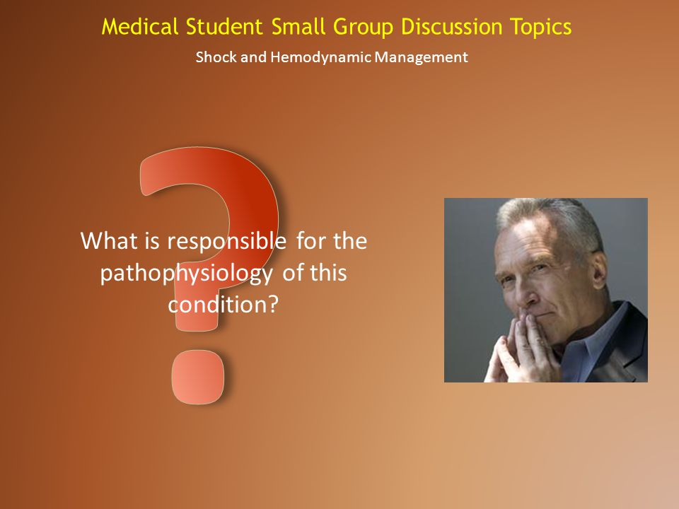What is responsible for the pathophysiology of this condition