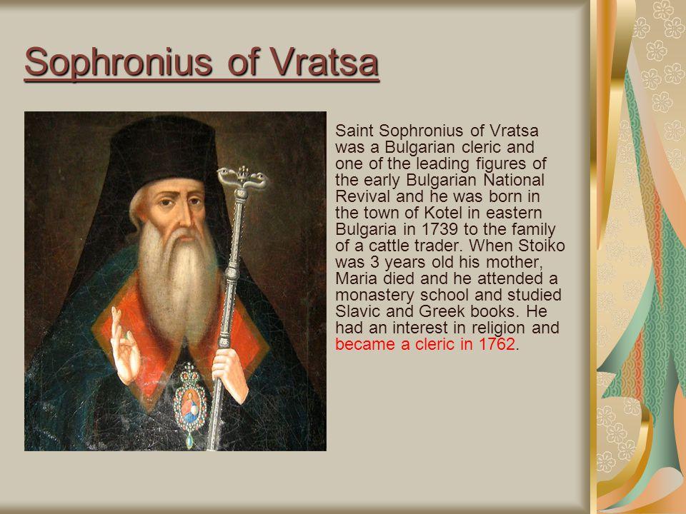 Sophronius of Vratsa