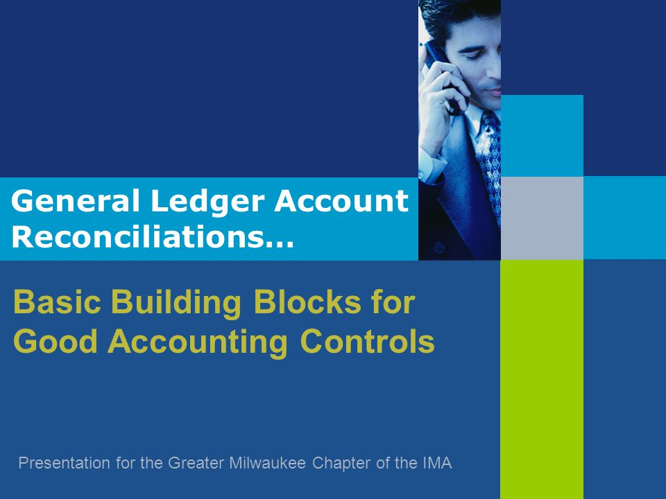 General Ledger Account Reconciliations…