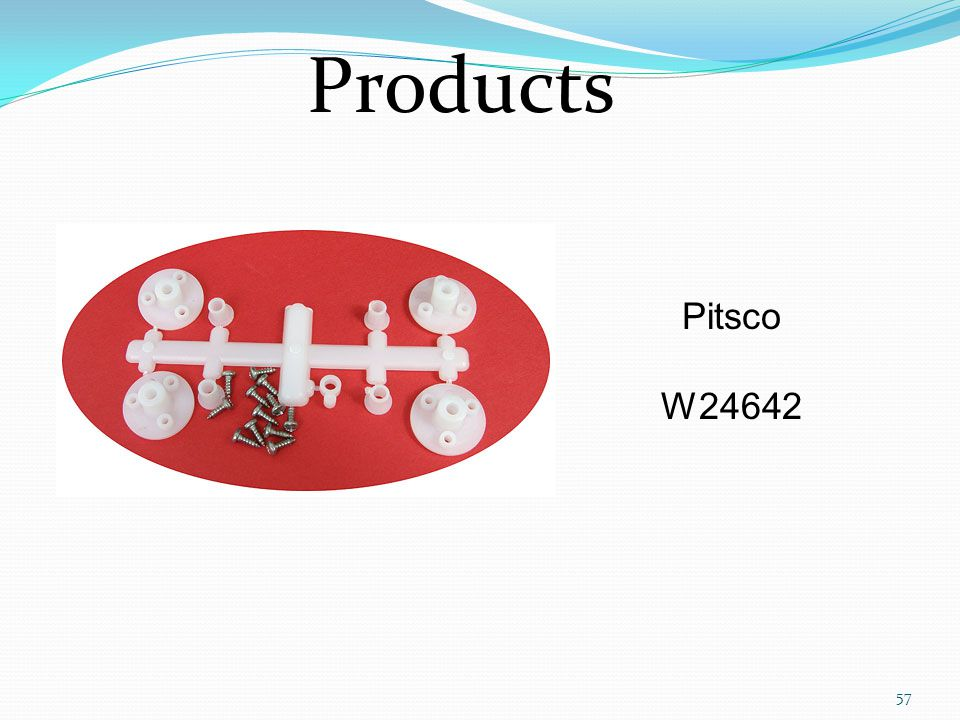 Products Pitsco W24642