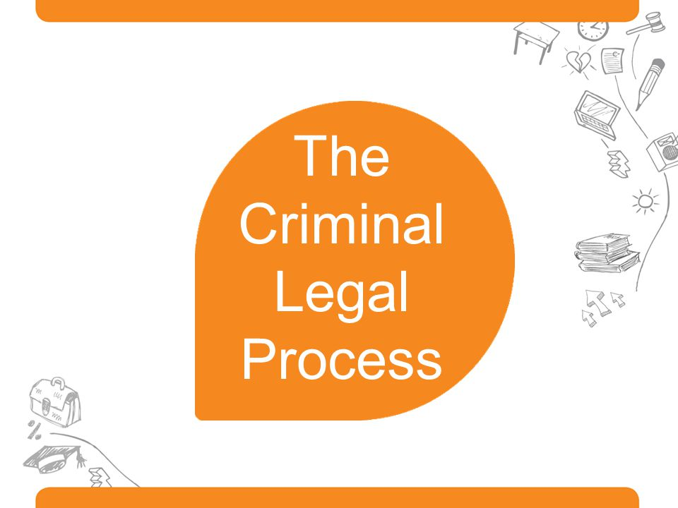 The Criminal Legal Process