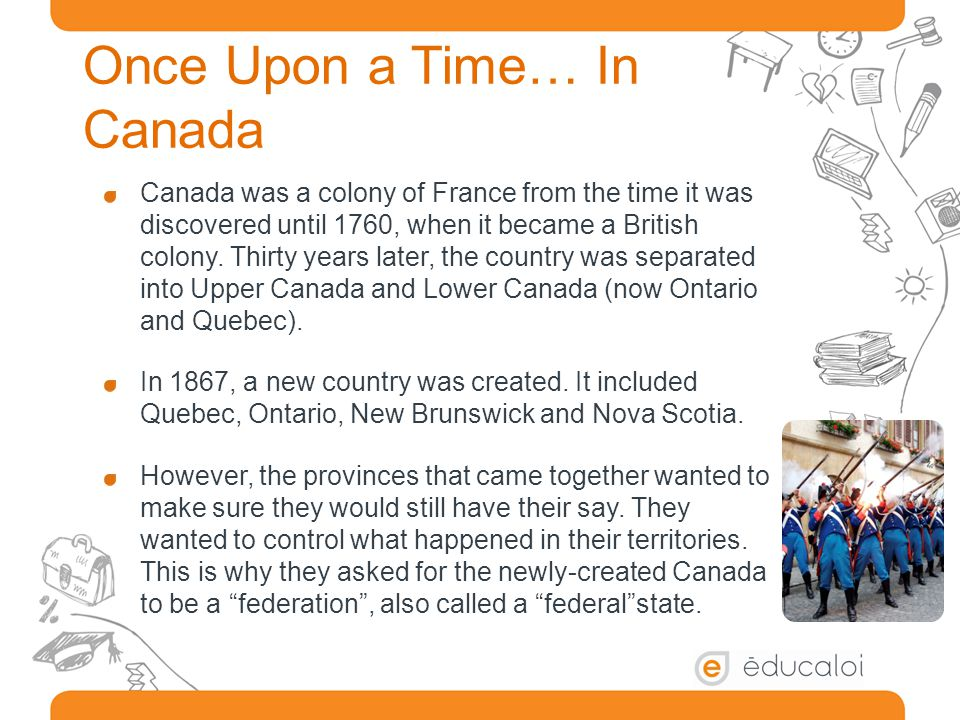 Once Upon a Time… In Canada