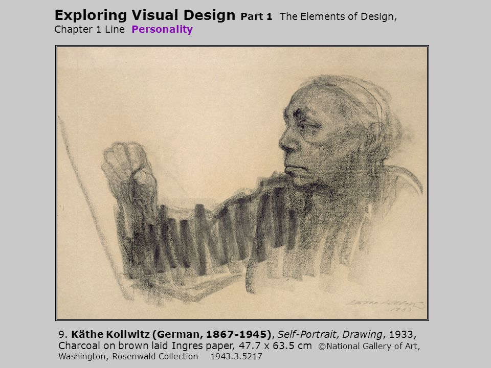 Exploring Visual Design Part 1 The Elements of Design, Chapter 1 Line Personality