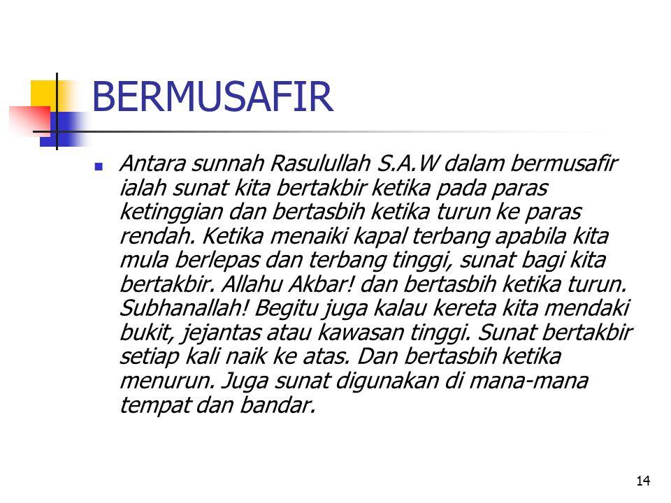 BERMUSAFIR