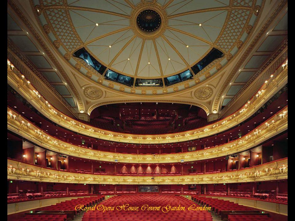 Royal Opera House, Covent Garden, London
