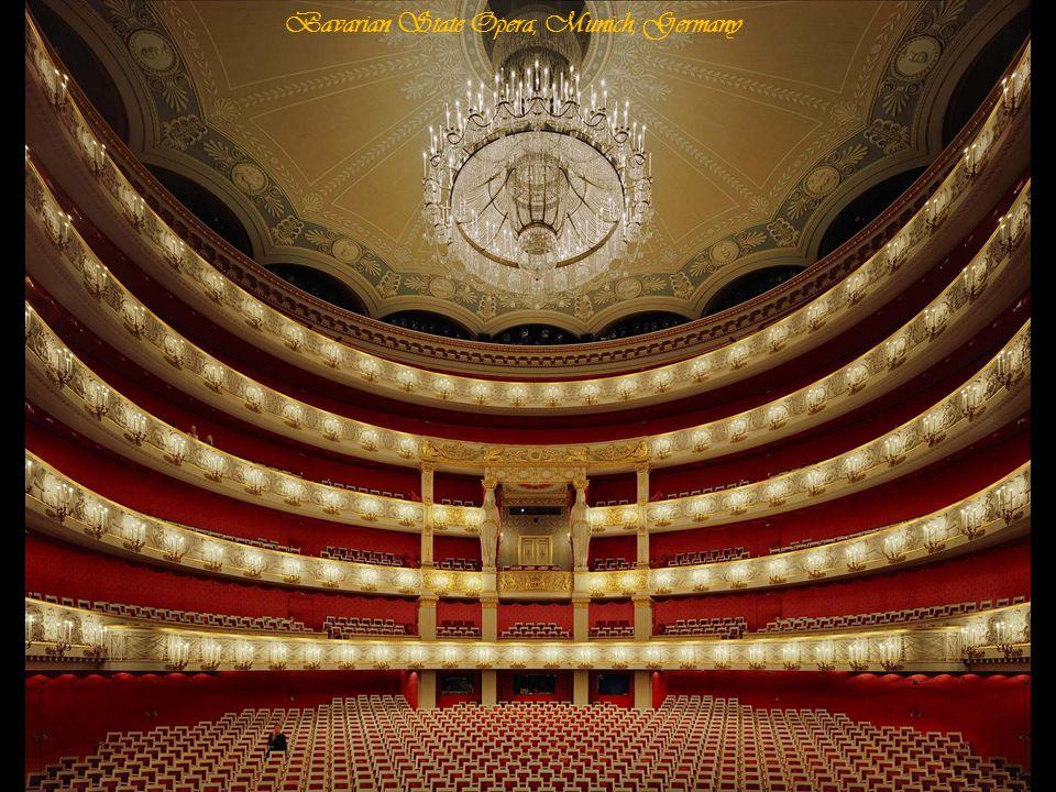 Bavarian State Opera, Munich, Germany