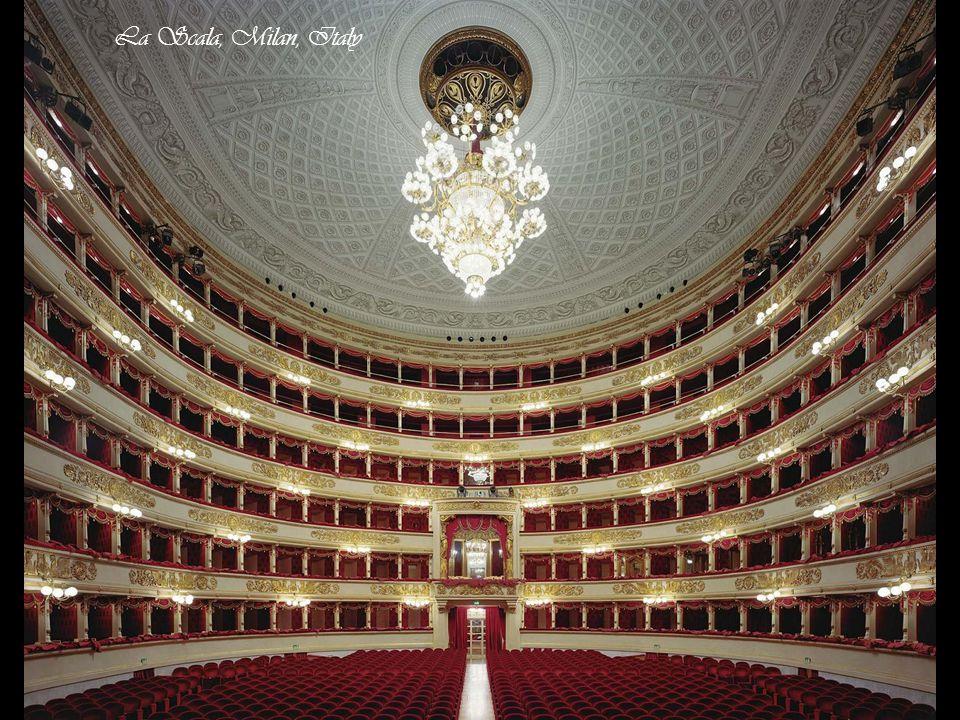 La Scala, Milan, Italy