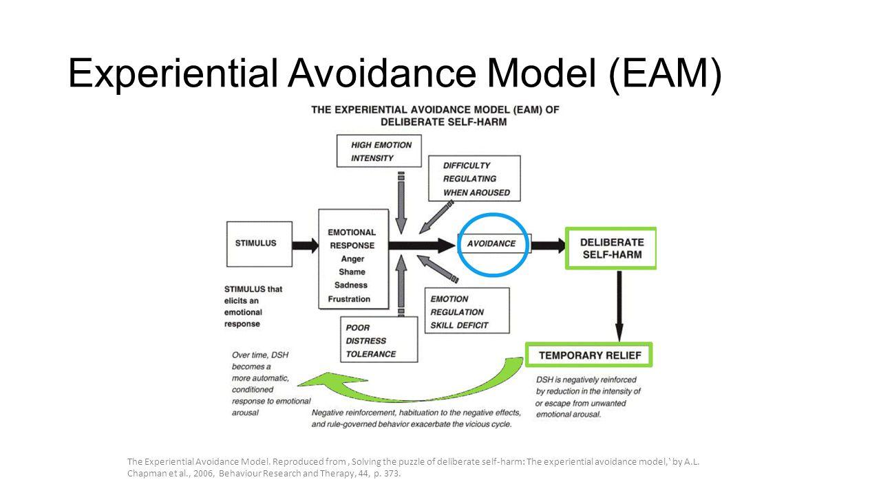 Experiential Avoidance Model (EAM)