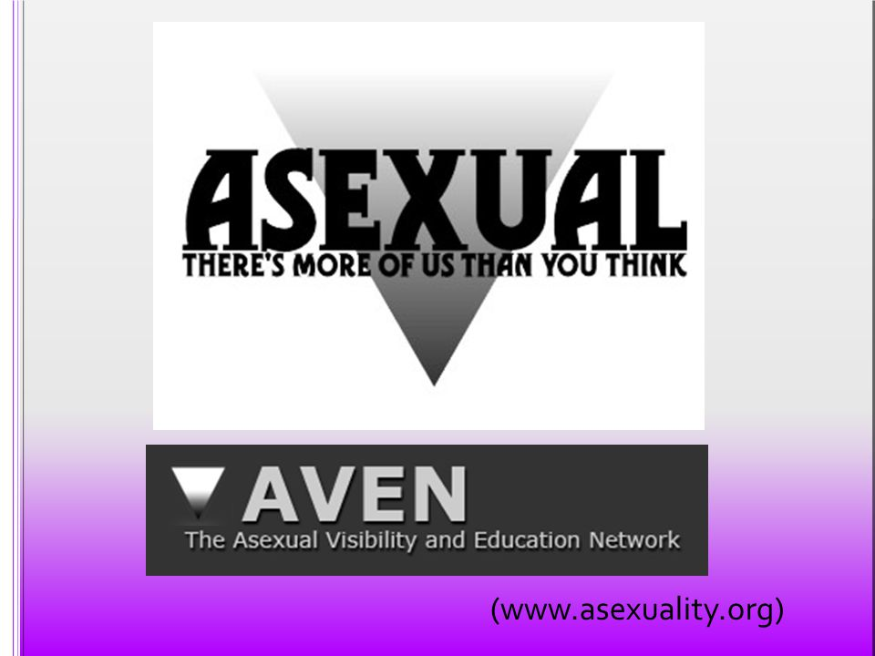 (www.asexuality.org)