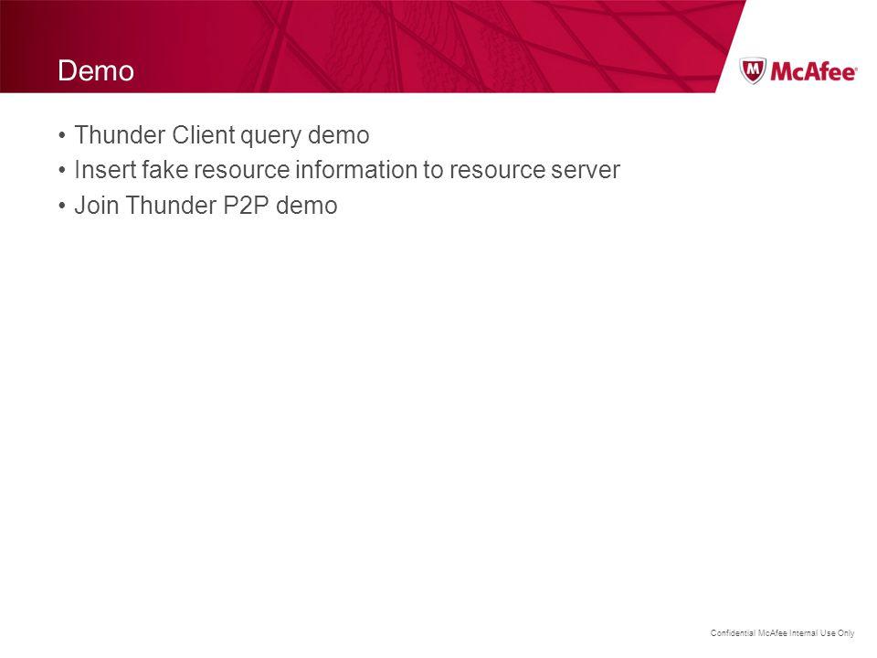 Demo Thunder Client query demo