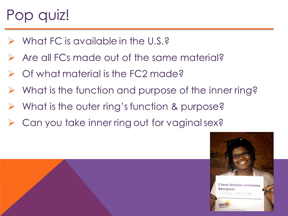 Pop quiz! What FC is available in the U.S.