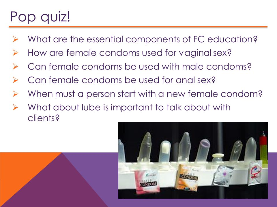 Pop quiz! What are the essential components of FC education