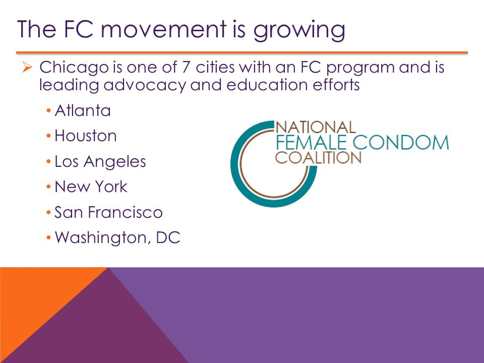 The FC movement is growing