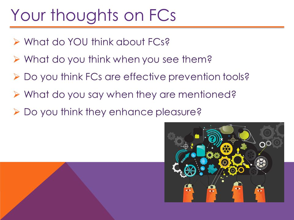 Your thoughts on FCs What do YOU think about FCs