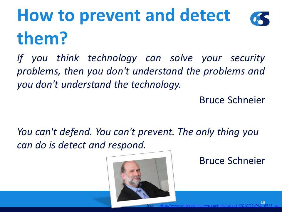 How to prevent and detect them