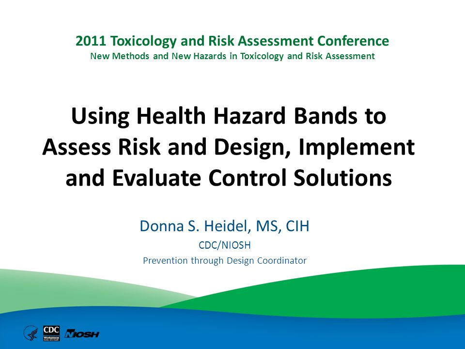 New Methods and New Hazards in Toxicology and Risk Assessment