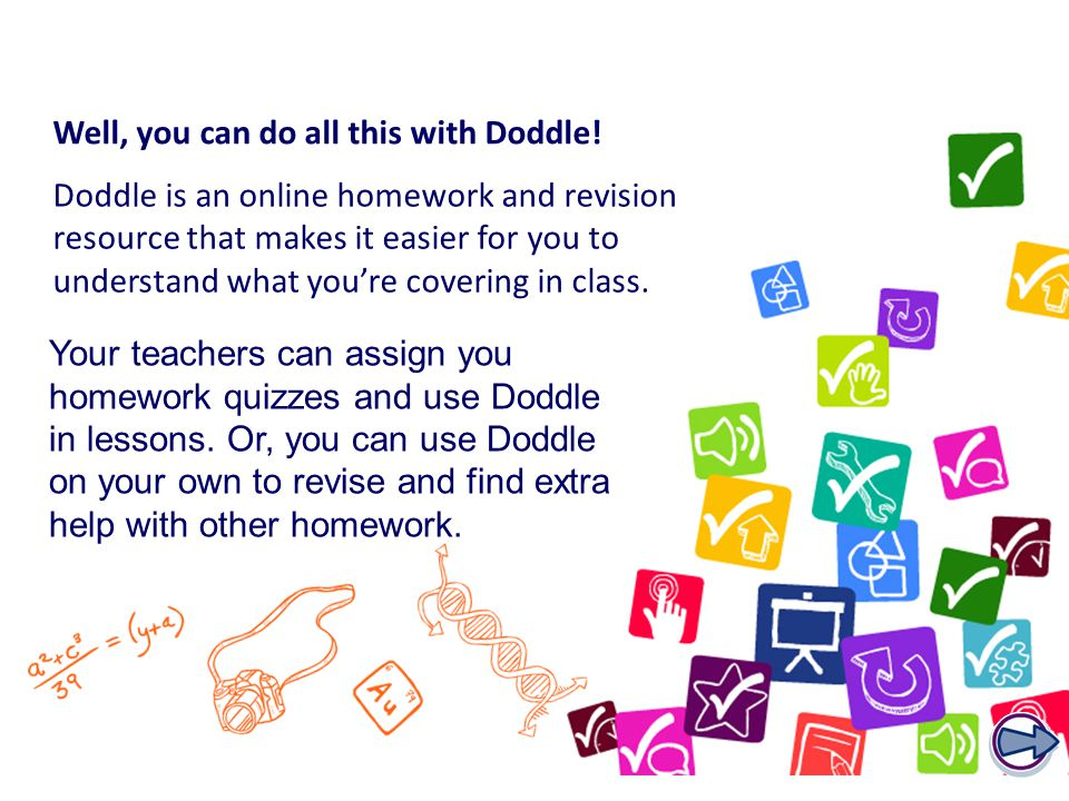 Well, you can do all this with Doddle!