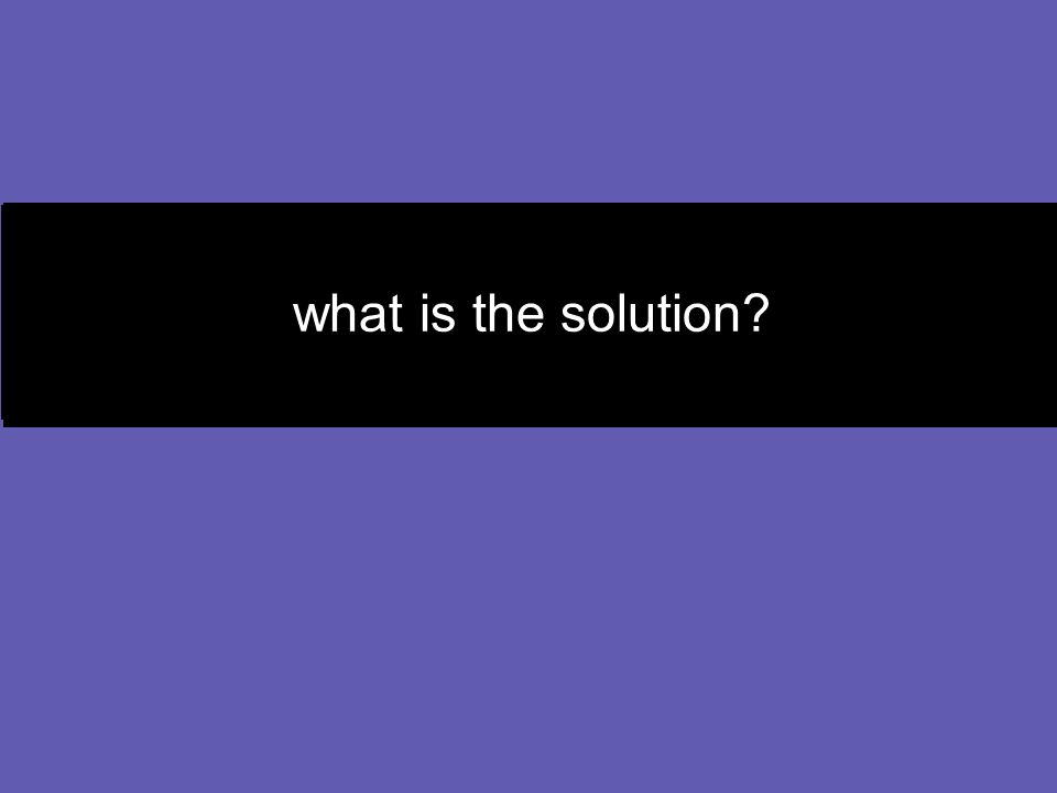 life issues what is the solution affective issues non- cognitive issues