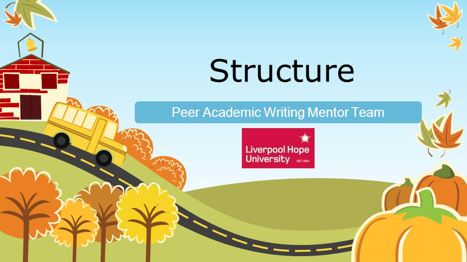 Peer Academic Writing Mentor Team