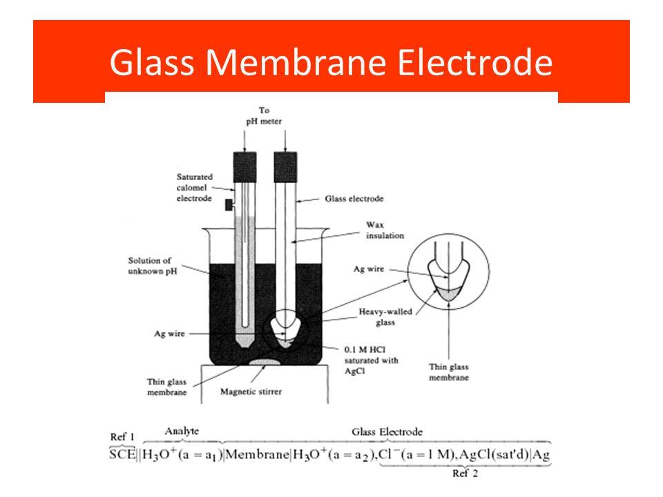 Glass Membrane Electrode